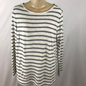 Loft long sleeve soft tee