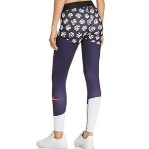 Stella McCartney Adidas Floral Running Tights