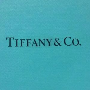 New in box Tiffany Crystal Picture Frame for 4x6