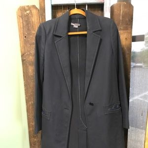 Navy Blue Vince Duster