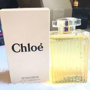Chloe perfumed shower gel 200ml