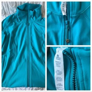 EUC/Like New Lululemon Asana Jacket Sz 8
