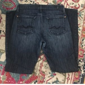 Sevens for all mankind, gwenevere, size 29
