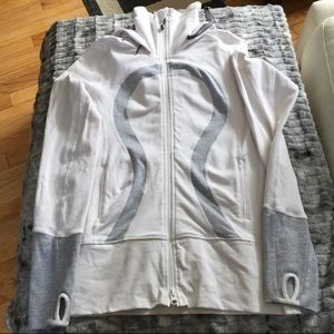 Lululemon scuba high neck jacket
