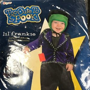 Halloween costume L'il Frankie for infants