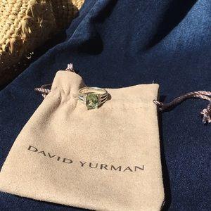 David Yurman Wheaton Ring 6.5