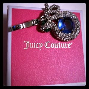 Authentic juicy couture snake charm