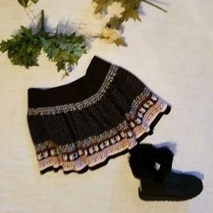 Aeropostale Sweater Skirt