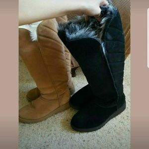 2 pair of rosalind uggs size 7