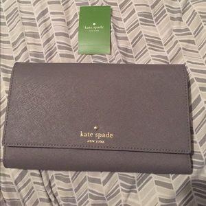 Kate spade clutch/wallet (model Phoenix)