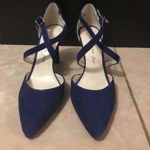 Blue Suede Shoes 💘