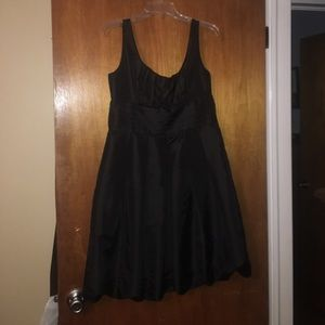 Short formal party dress