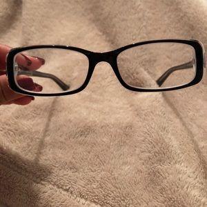 RayBan eyeglass wear