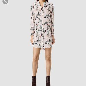 AllSaints Avalon Canna Dress