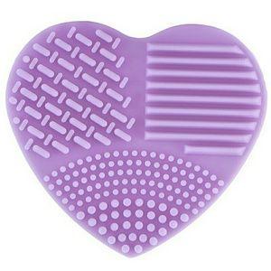 Brand new purple makeup brush cleanser