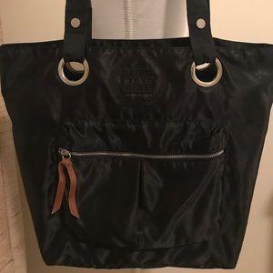 SATIN VICTORIA SECRET BAG!!