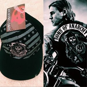 SONS OF ANARCHY HAT nwt