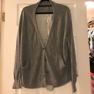 Lululemon Cardigan Sweater