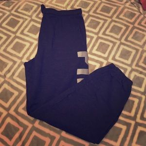 PINK Grey Sweatpants!! 💕