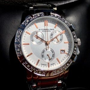 🆕💎Sturhrling Diamond Symphony Regent Swiss
