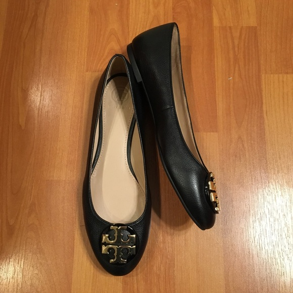 Tory Burch Claire Ballet Flats