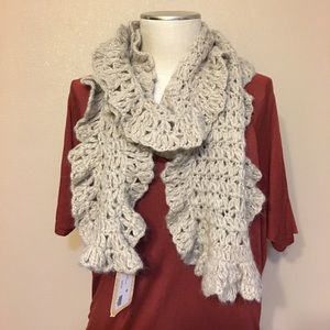 NWT Wooden Ships Scarf