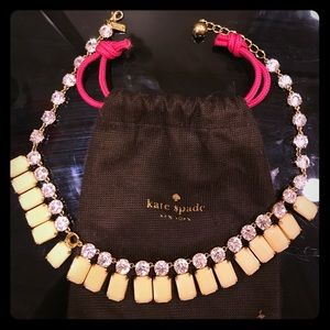 Statement Necklace: Kate Spade