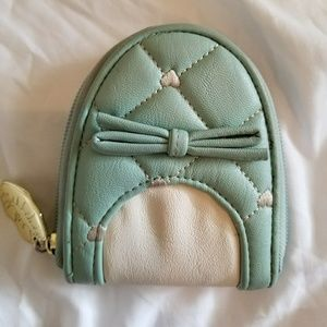 Used, Blue Betsey Coin Purse