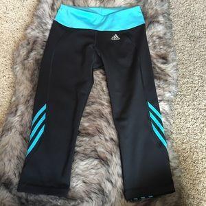 Medium - adidas workout crop yoga pants