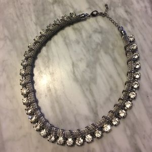 Zara elegant statement necklace