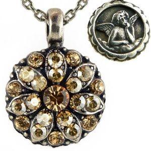 •• Mariana • Secret Guardian Angel Necklace