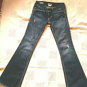 Willam Rast Jeans Size 26 Trouser Jean