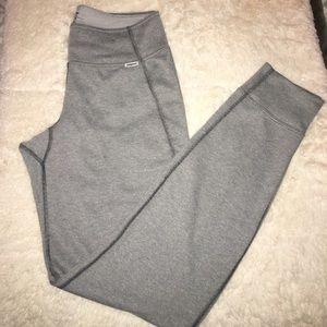 Patagonia ankle jogger pant, grey, size Medium