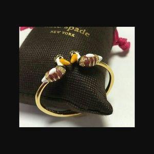 Kate spadpelican hinged bracelet  NWT