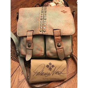 Patricia Nash Pre-owned Armeno Crossbody Bag