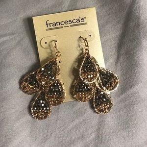 Francesca's Statement Earrings