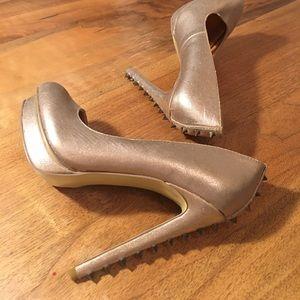 Cool heels. Party essentials