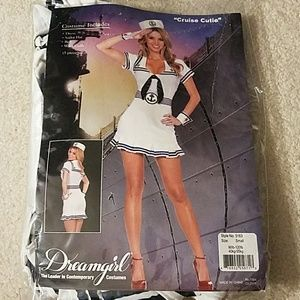Sailor Girl Halloween Costume