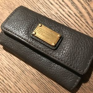 Used Marc by Marc Jacobs key holder.