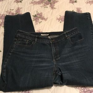 Chico's denim jeans size 3