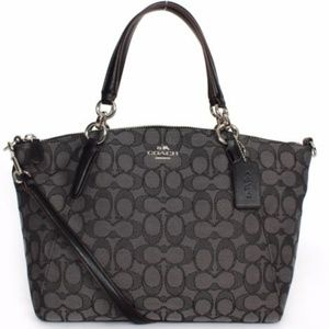 Coach F36625 Outline Signature J Small Kelsey