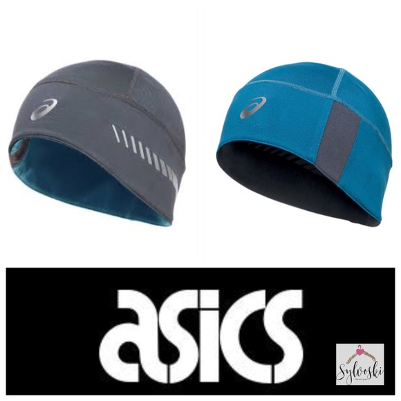 aee35b6cd5b 🆕Thermopolis LT 2-N-1 Beanie Unisex Running Hats. Boutique. Asics