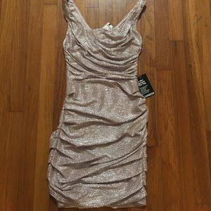 Express Party Dress NWT