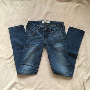 EUC Sz 3R Hollister skinny jeans