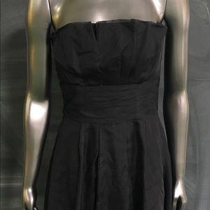 White House |Black Market Black Dress.