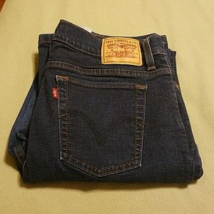 Levi's 550 Perfectly Slimming Boot Cut Jeans