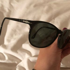 Persol black sunglasses