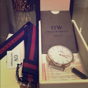 Daniel Wellington Classic Oxford Eggshell White