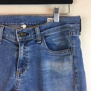 Rag & Bone Tomboy Fit Women's Size 26 Cropped
