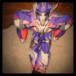 Other - Plush Optimus Prime